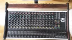 Galaxy Audio M 1602 16-channel PA mixer with a lot of connectivity options