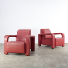 Marinelli Italy for Marinelli Home – Set of 2 lounge armchairs