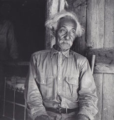 Dorothea Lange (1895-1965)/Library of Congress - 'Bob Lemmons, born a slave', Texas, 1936