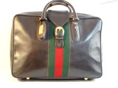 Gucci – Suitcase – Collector's item.