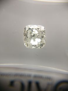 1.01 ct Cushion cut diamond G SI3