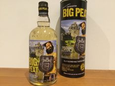 Big Peat Whiskyburg Edition  with The Original Whiskyburg Poster