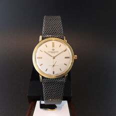 Men's Vacheron Constantin Patrimony Yellow Gold , 1970's
