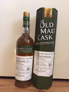 Clynelish 16 years old 1995 Old Malt cask