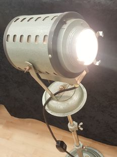 Jupiterlicht - Vintage Industrial lamp