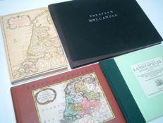Facsimile; 4 minor atlases - 20th century