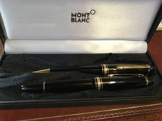 Montblanc Meisterstuck Le Grand Classique 162 ballpoint pen + pencil
