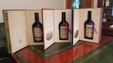 3 bottles - Arran The Smugglers Series  The Trilogy  Vol  1,2,3  The Illicit Stills, The High Seas, The Exciseman