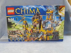 Legends of Chima - 70010 - The Lion Chi Temple