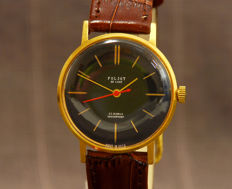 Poljot De Luxe - Ultra Slim watch - Men's Wrist watch - 1970s