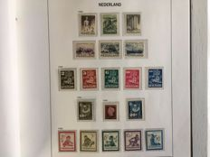 The Netherlands 1950/1964 - Complete collection in DAVO album - NVPH 549/810