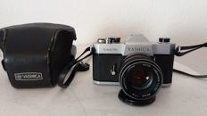 1.  Yashica TL Electro 1972 in its original bag