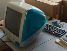 Apple G3 Bondie Blue MAC