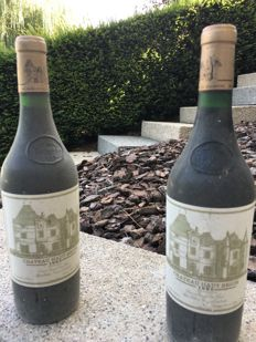 1985 Château Haut Brion Graves - 2 bottle (75cl)