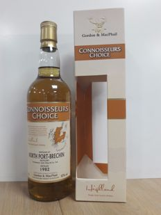 North Port - Brechin 1982 Gordon & Macphail Connoisseurs Choice bottled 2008