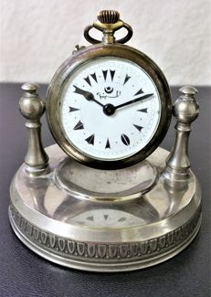 Anonymous - Ottoman pocket watch / Turkish Roskopf type - Unisex - 1901-1949