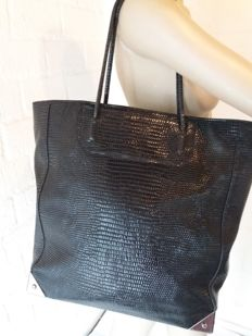 Alexander Wang - Prisma Signature Rhodium - Very spacious shopper