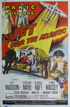 Anonymous - Jet Over the Atlantic (Guy Madison, Virginia Mayo) - year 1959