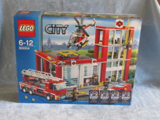 City - 60004 - Fire Station