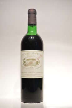 1976 Chateau Margaux, Margaux Premier Grand Cru Classe - 1 bottle