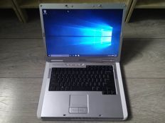 Dell Inspiron 6400 notebook - model PP20L - Intel Core2Duo 1.66Ghz, 3GB RAM, 250GB HD, DVD Writer, Windows 10