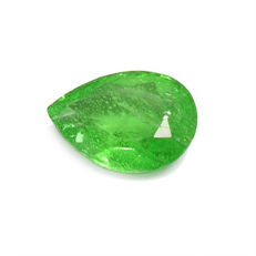 Tsavorite - Green - 1.26 ct
