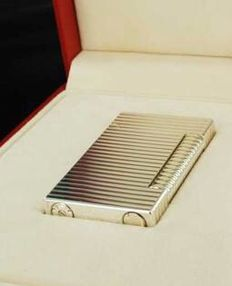 S.T. Silver plated Dupont line D