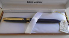 Louis Vuitton Rollerpen blue Chinese lacquer & gold