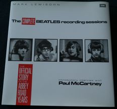 Book - The Complete Beatles Recording Sessions - Mark Lewisohn - First Edition 1988