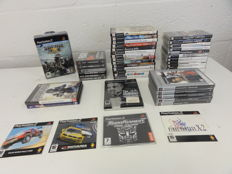 42 games - Playstation, PSP and Playstation 2 Games