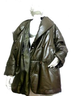 Exclusive JOOP genuine leather jacket
