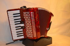 Accordion Cipelino 48-bass Demo model
