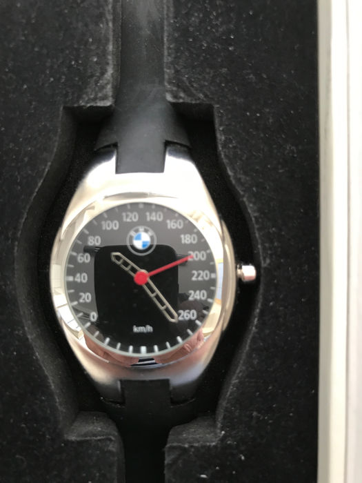 BMW KM Odometer dial-Wristwach-Collector's Item