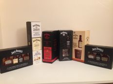 6 x Jack Daniel's set of 6 sealed boxes Limited Editions