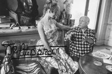 Nice lot of Brigitte Bardot signed photos
