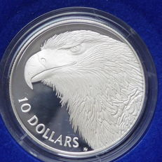 "Australia – 10 dollar 1994 ""Wedge-tailed Eagle"" – 20 g silver"