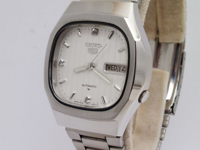 36c878fbe Seiko vintage automatic wrist watch men - Catawiki