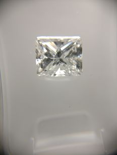 1.03 ct Radiant cut diamond D SI2