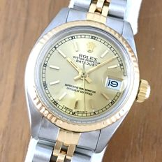 Rolex Oyster Perpetual Datejust  Ref.: 6917 - Women's watch