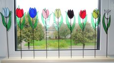 Tulip garden - so you always have colourful tulips for your windowsill - modern
