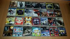 Lot of 28 ps3 Games -  Call of duty , God of War, Gran turismo , La noire , Need For Speed