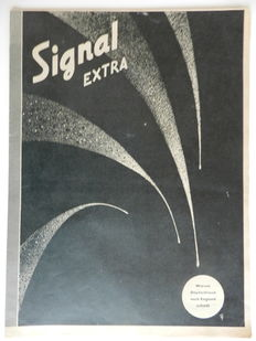 16 copies Signal, including Signal Extra