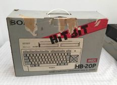 Sony msx HB-20P hitbit computer - boxed