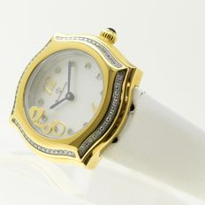 BijouMontre  diamond Ladies Watch - 7711T 18K gold plated  - Dame - 2011-nå