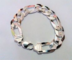 New bracelet in solid 925 silver, made in Italy.