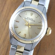 Rolex Oyster Perpetual watch. Ref.: 6619 - Women's watch