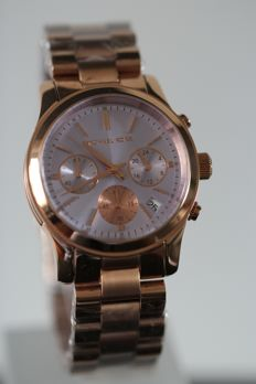 Michael Kors Runway MK6163 Chronograph women's wristwatch - new, never worn