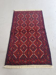 Hand Knotted Persian Balouchi Rug 180 x 105cm - Iran 20th century