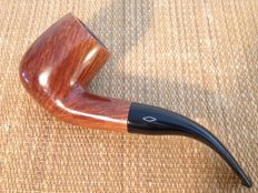 "Brebbia ""Straight Grain"", beautiful grained briar, rare & collectable pipe!!!!"