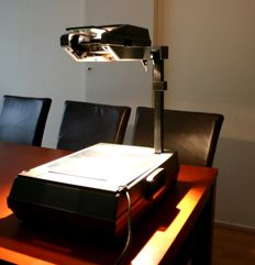 3M 2000, overhead projector in case